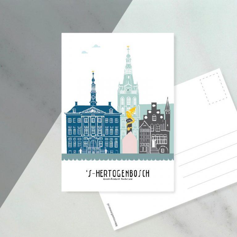 Postkaarten