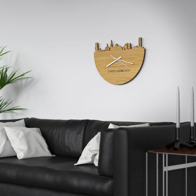 Klok Den Bosch Eiken