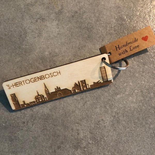 Sleutelhanger Den Bosch