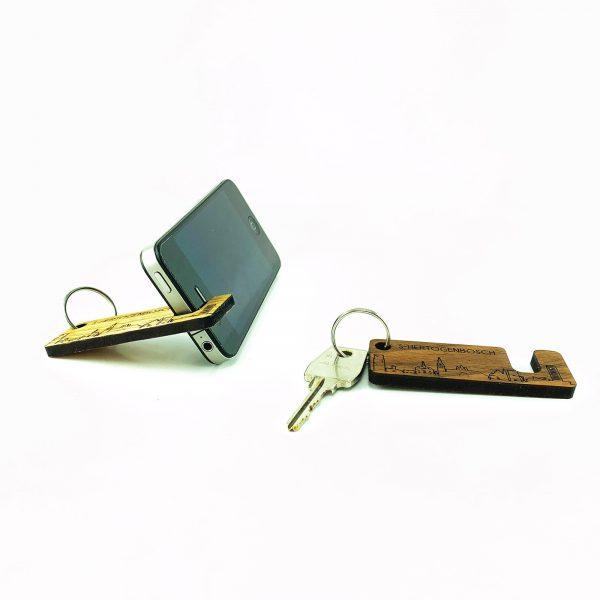 Sleutelhanger mobielhouder Den Bosch