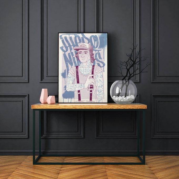 Poster Jheronimus Now